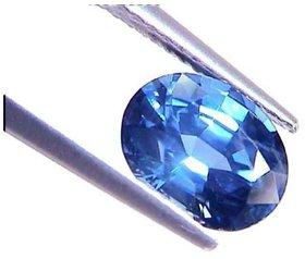 Neelam 7.5 -Ratti IGLI Blue Blue Sapphire (Neelam) Precious Gemstone
