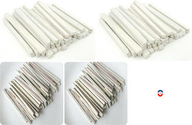 White Slate Pencils Natural Lime Stone Chalk Pencils Pack Of 20 Pencils