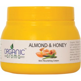 Organic Aroma All Purpose Cream 500g