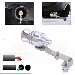 Autonext Turbo Sound Whistle Exhaust Pipe Blowoff Valve Simulator For Chevrolet Optra Magnum