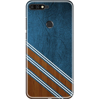 timeless design 32ee0 c5e17 Hupshy Honor 7A Cover / Honor 7A Back Cover / Honor 7A Designer Printed  Back Case Covers