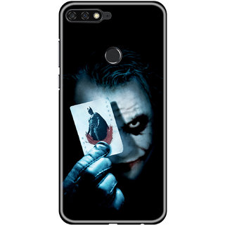 timeless design 58172 646ef Hupshy Honor 7A Cover / Honor 7A Back Cover / Honor 7A Designer Printed  Back Case Covers