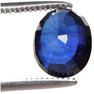 Ceylon Sapphire 5.23 Ratti Natural Blue Sapphire (Neelam) Best Quality IGL Certified