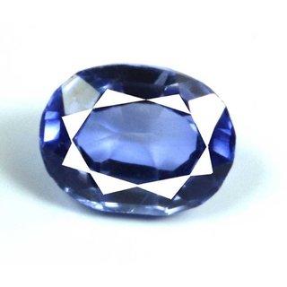 Ceylon Sapphire 13.07 Ratti Natural Blue Sapphire (Neelam) Best Quality IGL Certified