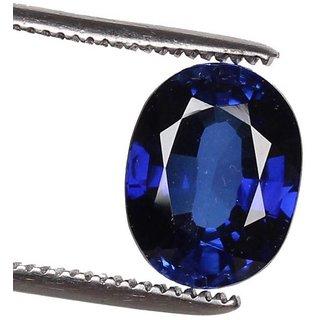 10 Ratti Natural Blue Sapphire (Neelam) Best Quality IGL Certified by Ceylon Sapphire