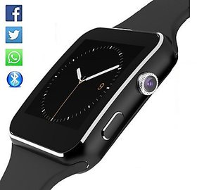 Deals e Unique Bluetooth Smart Watch Wrist Watches Support Inbuilt  Micro SIM Card calling function for all Smartphone
