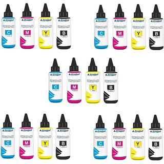 Refill ink for hp cartridges  Magenta, Black, Cyan, Cyan