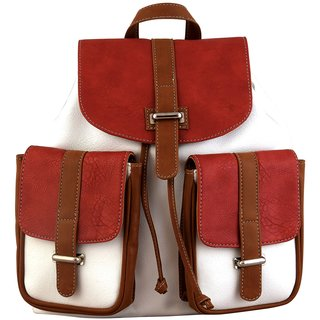 f0224c4aa8db Buy Lychee Bags Kelly 1 L Small Backpack (White) Online - Get 37% Off