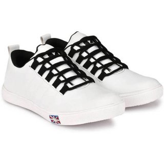 Foots calzature white walking shoes