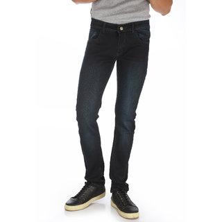 Campus Bunny Slim Fit Men Blue Jeans