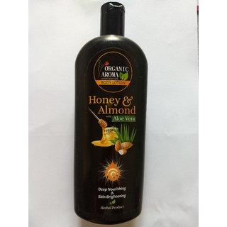 Organic Aroma Body Lotion 200g