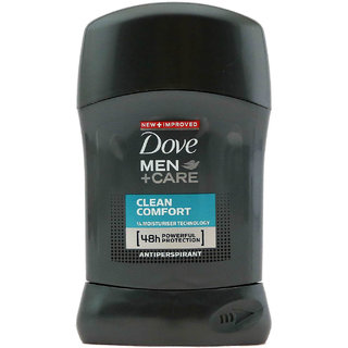Dove Men+Care Anti-perspirant Clean Comfort - 50ml