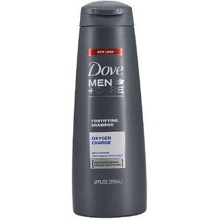 Dove Men+Care Fortifying Shampoo Oxygen Charge - 355ml (12oz)