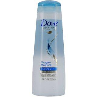Dove Nutritive Solutions Oxygen Moisture Shampoo - 355ml (12oz)