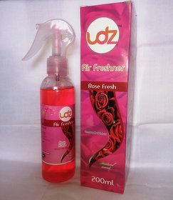 Rose Air Fresheners Spray For Car  Room