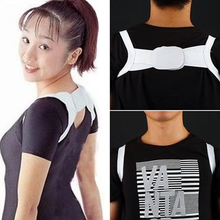 Buy Humpback Shoulder PainTherapy Posture Back Shoulder Corrector Support Brace Belt Online - Get 40% Off