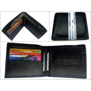 Rayyan's Genuine Milled Leather Wallet