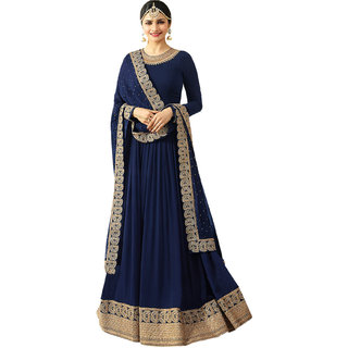 5d42695f0 Buy W Ethnic New Latest Anarkali Salwar Suit For Girls   Womens Online -  Get 75% Off