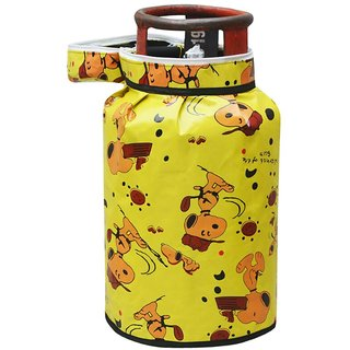 Choco yellow Dog Cilinder Cover Pack of 1