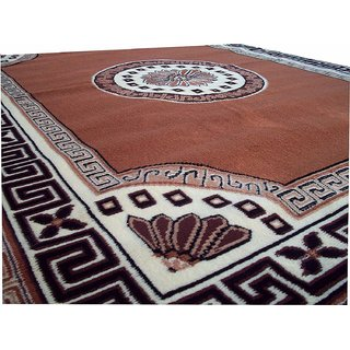 AS Handloom Brand New Rounded pattern 57 carpet for living room and bed room (actual size is 150200)cms