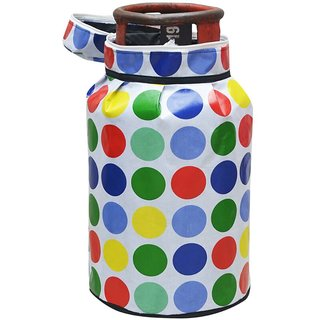 Choco Multi Dots Cilinder Cover Pack of 1