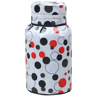 Choco Black Dots Cilinder Cover Pack of 1