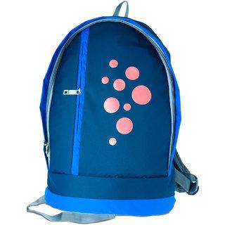 Stylopunk  Lin Per Bp Medium Backpack Bag (Blue)