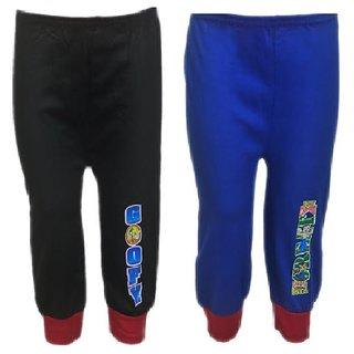 abd4d41d8cd Buy Pari Prince Multicolour Kids Cotton CUP Pants (Pack of 2) Online - Get  50% Off