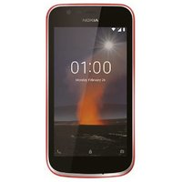 Nokia 1 (1GB, 8GB) Warm Red