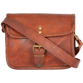 leathercraft leather sling bags for girls/women size 97 inches