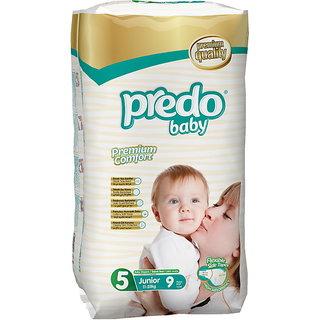 Predo Baby JUNIOR Standard Pack - 11-25 Kg 9 Pcs