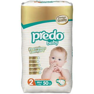 Predo Baby MINI Advantage Pack - 3-6 Kg 50 Pcs