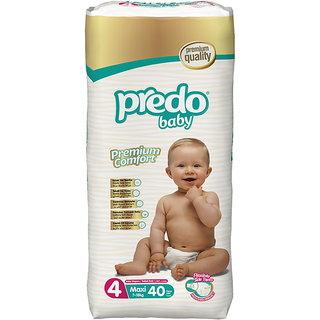 Predo Baby MAXI Advantage Pack - 7-18 Kg 40 Pcs