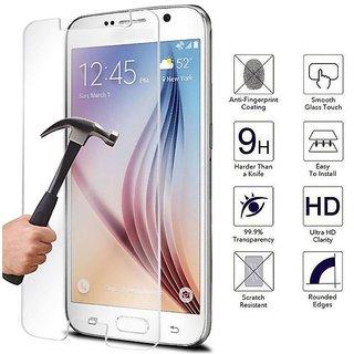 Chauhan Enterprises BR FLEXIBLE GLASS for Samsung Galaxy J7 PRIME 9H Hardness, Ultra HD view