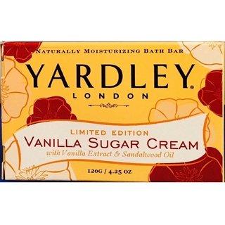 Yardley London Limited Edition Winter Garden Bath Bar - 120g (4.25oz)