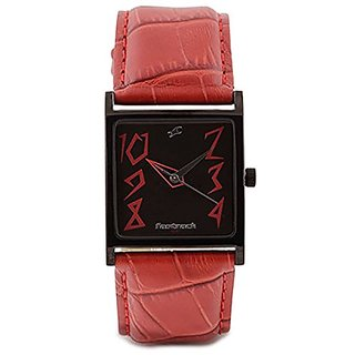 Fastrack Analog Black Dial Womens Watch - NE9735NL01A