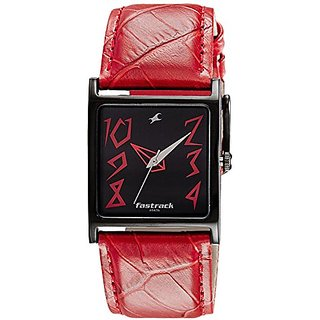 Fastrack Analogue Multi Colored Dial Womens Watch - NE9735NL01A