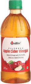 Unifibe Filtered Apple Cider Vinegar  473 ml