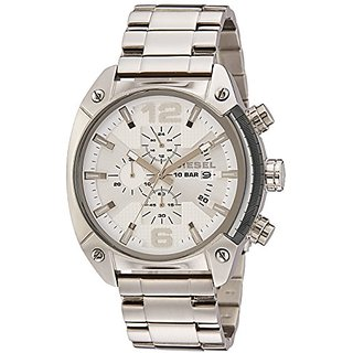 Diesel Chronograph Silver Dial Mens Watch - DZ4203I