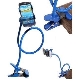 KunjZone Flexible Long Arms Lazy Bed Desktop Car Mobile Phone Holder Stand Mobile Holder