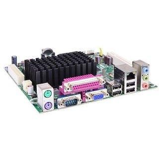 Intel D425KT NM10 Mini-ITX/Micro-ATX Motherboard w/Embedded Atom 1.8G CPU