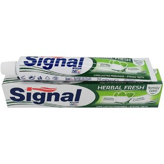 Signal Herbal Fresh Toothpaste - 75ml