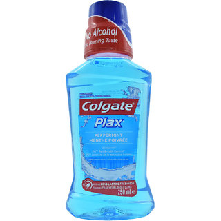 Colgate Plax Peppermint Fresh Mouthwash - 250ml