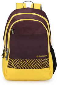 Aristocrat Zing 2 Backpack Purple