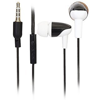 Signature VM-74 In-Ear wired Headphone Headset with Mic