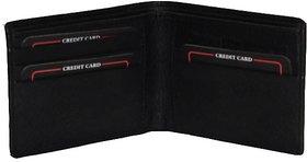 Men Bi Fold Leather Wallet