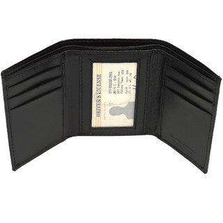 Card Holder Bb Tri fold Leather Wallets Men nd Girls