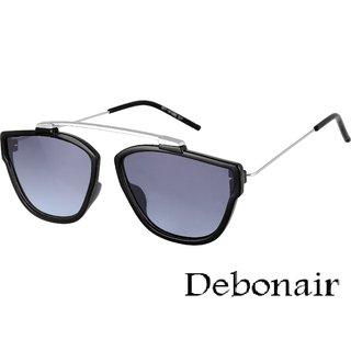 Debonair UV Protected Wayfarer Sunglasses For Men And Women