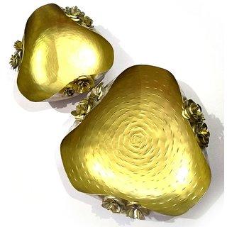 4him4her Bowl Set Of 2 Decorative Showpiece