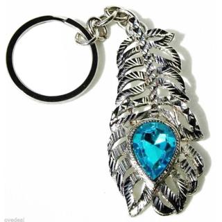 OMG Key Chain (Silver)